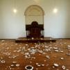 Cosmic Compost, Louise Short, exploratory practice, 2013.
