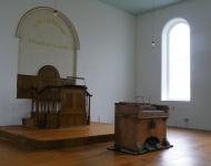 Semi-functioning organ, Capel y Graig