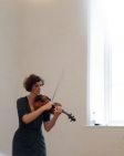 Mythos Y Feiolinau/Mythos of Violins, Angharad Davies, 2016.
