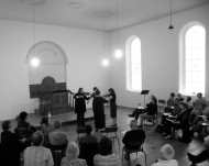 Mythos Y Feiolinau/Mythos of Violins, Angharad Davies and Laura Cannell with guest appearences by Bethan Miles and Bree Enemark, 2016.