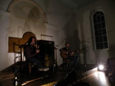 Toby Hay and David Ian Roberts, Capel y Graig, 2017