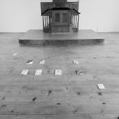 Assemblage beginnings Y Llyfrgell Achub : The Saved Library